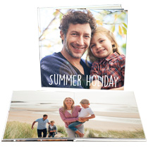 120pg 12x12inch (30x30cm) Pro Hardcover Lay-Flat incl Delivery