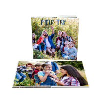 60pg 6x6inch (15x15cm) Pro Hardcover Lay-Flat incl Delivery