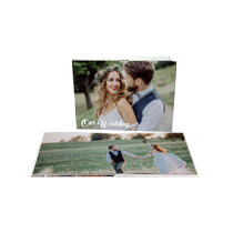 100pg 6x8inch (15x20cm) Pro Hardcover Lay-Flat incl Delivery
