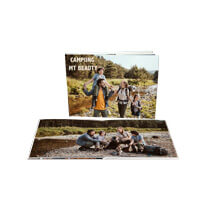 60pg 6x8inch (15x20cm) Pro Hardcover Lay-Flat incl Delivery