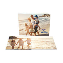 60pg 8x11inch (20x28cm) Pro Hardcover Lay-Flat incl Delivery