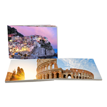 20pg 11x14inch (28x35cm) Pro Softcover Lay-Flat incl Delivery