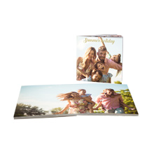20pg 6x6inch (15x15cm) Pro Softcover Lay-Flat incl Delivery